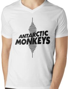Antarctic Monkeys Mens V-Neck T-Shirt