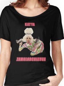 katya Zamolodchikova Women's Relaxed Fit T-Shirt