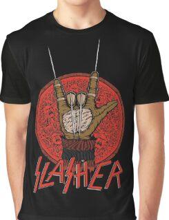 Slasher Graphic T-Shirt