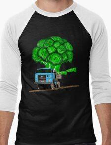 German truck Men's Baseball ¾ T-Shirt