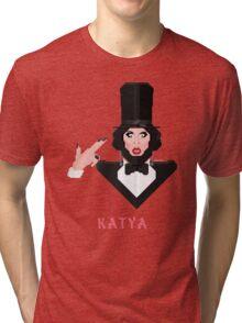 katya Zamolodchikova Tri-blend T-Shirt