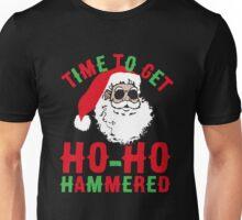 TIME TO GET HO HO HAMMERED Unisex T-Shirt