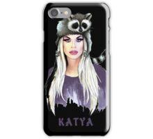 katya Zamolodchikova iPhone Case/Skin