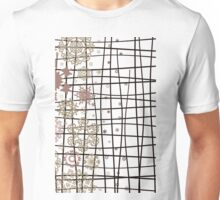 Structure snow Unisex T-Shirt