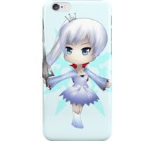 Weiss  iPhone Case/Skin
