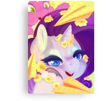 Rarity: Letter from Coco Canvas Print