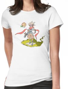 Boktai Django Womens Fitted T-Shirt