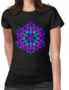 Mandala with winged horses T-Shirt