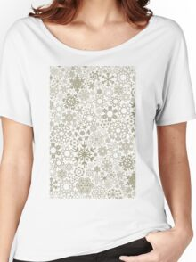 Structure snow Women's Relaxed Fit T-Shirt