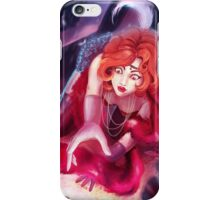 Murder at the Burlesque iPhone Case/Skin