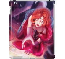 Murder at the Burlesque iPad Case/Skin