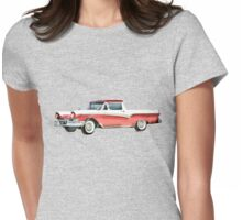 1957 Ford Ranchero 1st Generation Womens Fitted T-Shirt