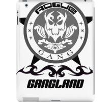 ROGUE GANGLAND iPad Case/Skin