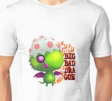 big bad dragon Unisex T-Shirt