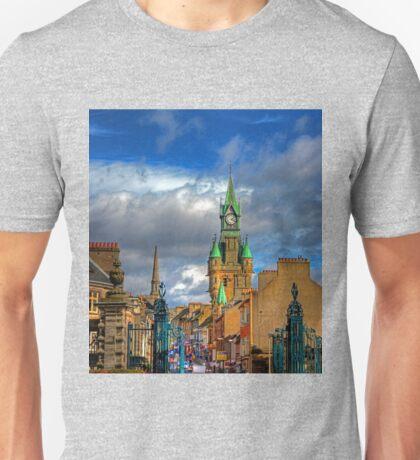 Dunfermline High Street Unisex T-Shirt