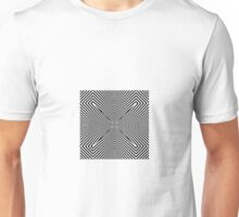Straight to the Point Unisex T-Shirt