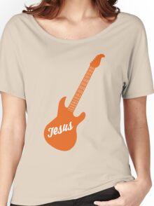 Guitar    Women's Relaxed Fit T-Shirt