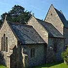 The Church of St Mary the Virgin........ by lynn carter