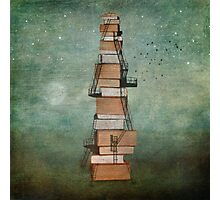 Stairway to knowledge Photographic Print