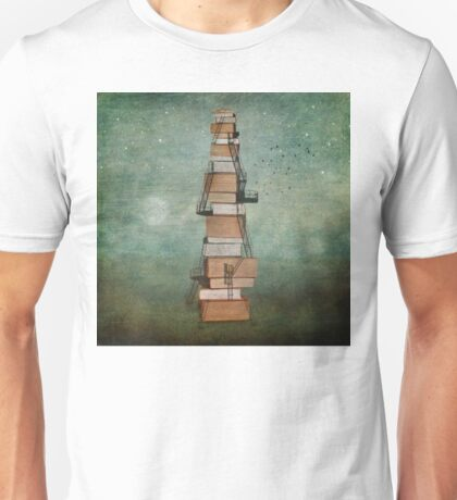 Stairway to knowledge T-Shirt