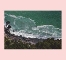 Ligurian sea #3 Kids Tee