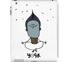 Yoga iPad Case/Skin