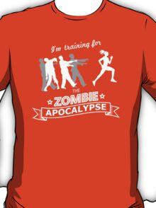 Zombie training - women's T-Shirt
