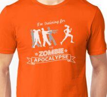 Zombie training - women's Unisex T-Shirt