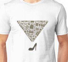 Bag from shoe Unisex T-Shirt