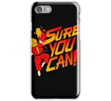 SURE YOU CAN! iPhone Case/Skin