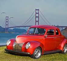 1940 Ford 'Candy' Coupe by DaveKoontz