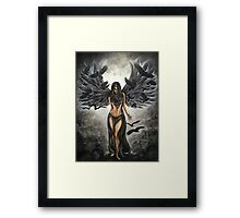 Lady Murder Framed Print