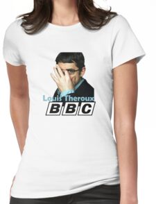 The ''Louis Theroux'' Cute Movies Womens Fitted T-Shirt