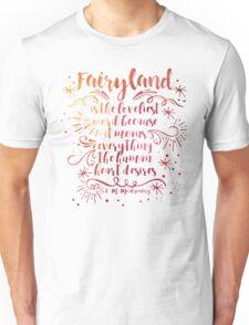 Fairyland Unisex T-Shirt