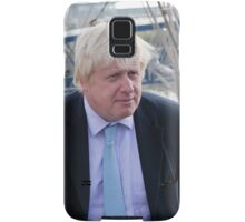 Mayor Boris Johnson marks Totally Thames with visit to TS Tenacious Samsung Galaxy Case/Skin