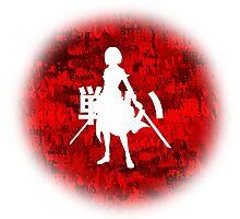 TATAKAI - 戦い by TwoSaints