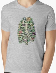 I can't breathe without you Mens V-Neck T-Shirt