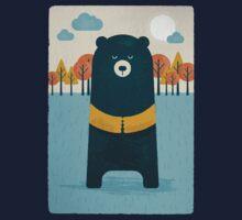 Automn bear Kids Tee