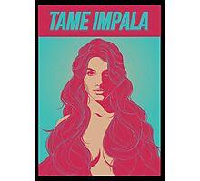 tame impala Photographic Print