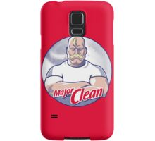 Major Clean Samsung Galaxy Case/Skin