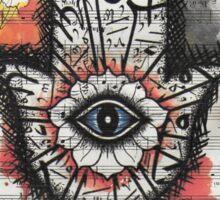 Hysteria's Hamsa Sticker