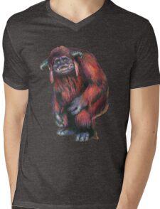 Labyrinth Ludo Mens V-Neck T-Shirt