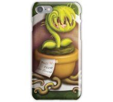 Evil Flower iPhone Case/Skin