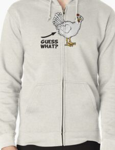 Guess What Chicken Butt T-Shirt