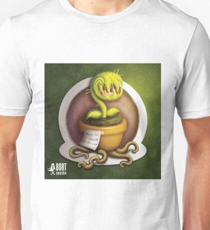 Evil Flower Unisex T-Shirt