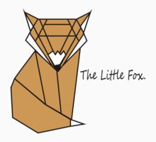 The little fox Kids Tee
