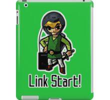 Link Start! iPad Case/Skin