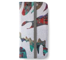 Melting Moose  iPhone Wallet/Case/Skin