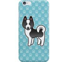 Karelian Bear Dog Cartoon Dog iPhone Case/Skin