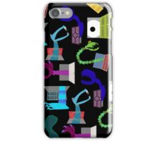 Monsters in Closets iPhone Case/Skin